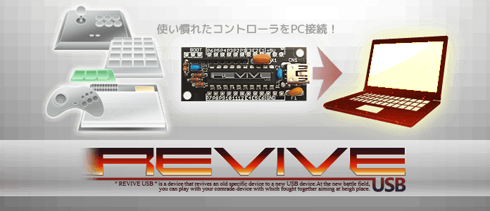REVIVE USB