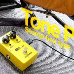 """ロックの魂??浪漫型ギターエフェクタースタイル USBフットペダル""""Tone Pedal+""""発表!"""
