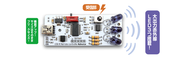 WP-製品紹介M06-USB赤外線リモコンADVANCE-説明1