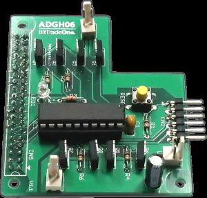DCモータ制御ボード