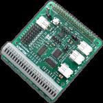 ラズベリーパイ専用 汎用電動機制御基板 発売開始!