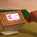 触感デバイス体感モジュールを使ってハムスターの餌やりをレッツ体感!GO体感!