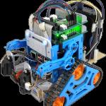 タミヤのカムプログラムロボットを使って自律移動ロボットをつくってみよう!!【製作編】