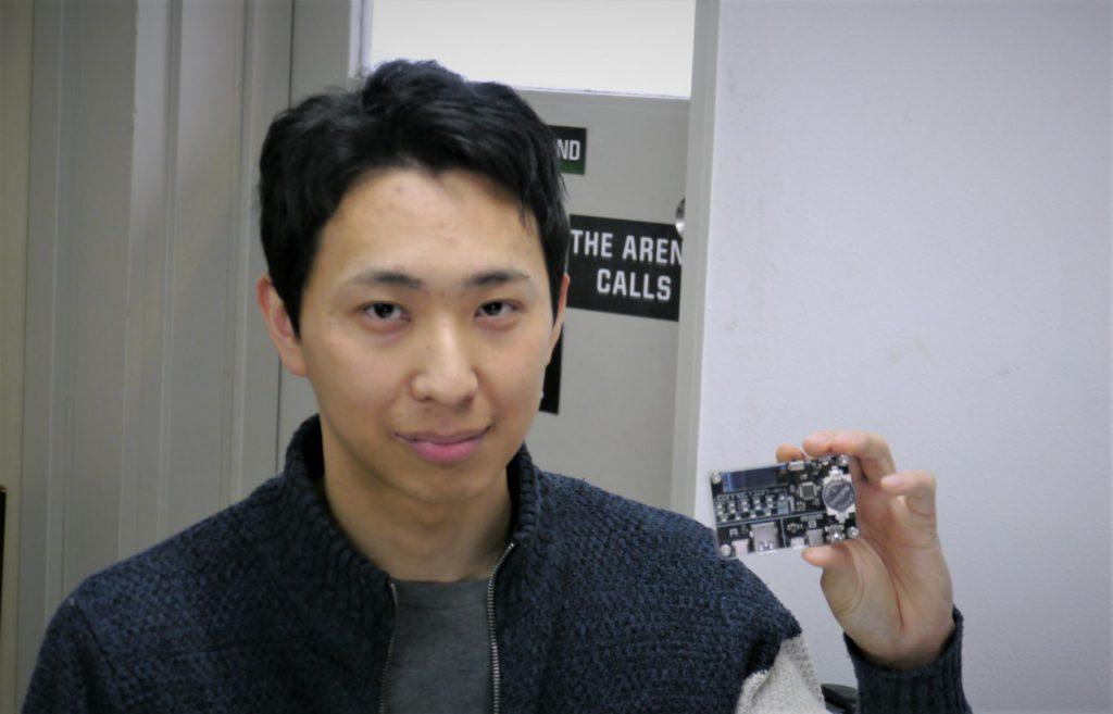 USBケーブルチェッカー2開発者の野村さん